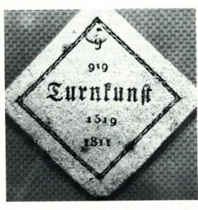 Turnmarke