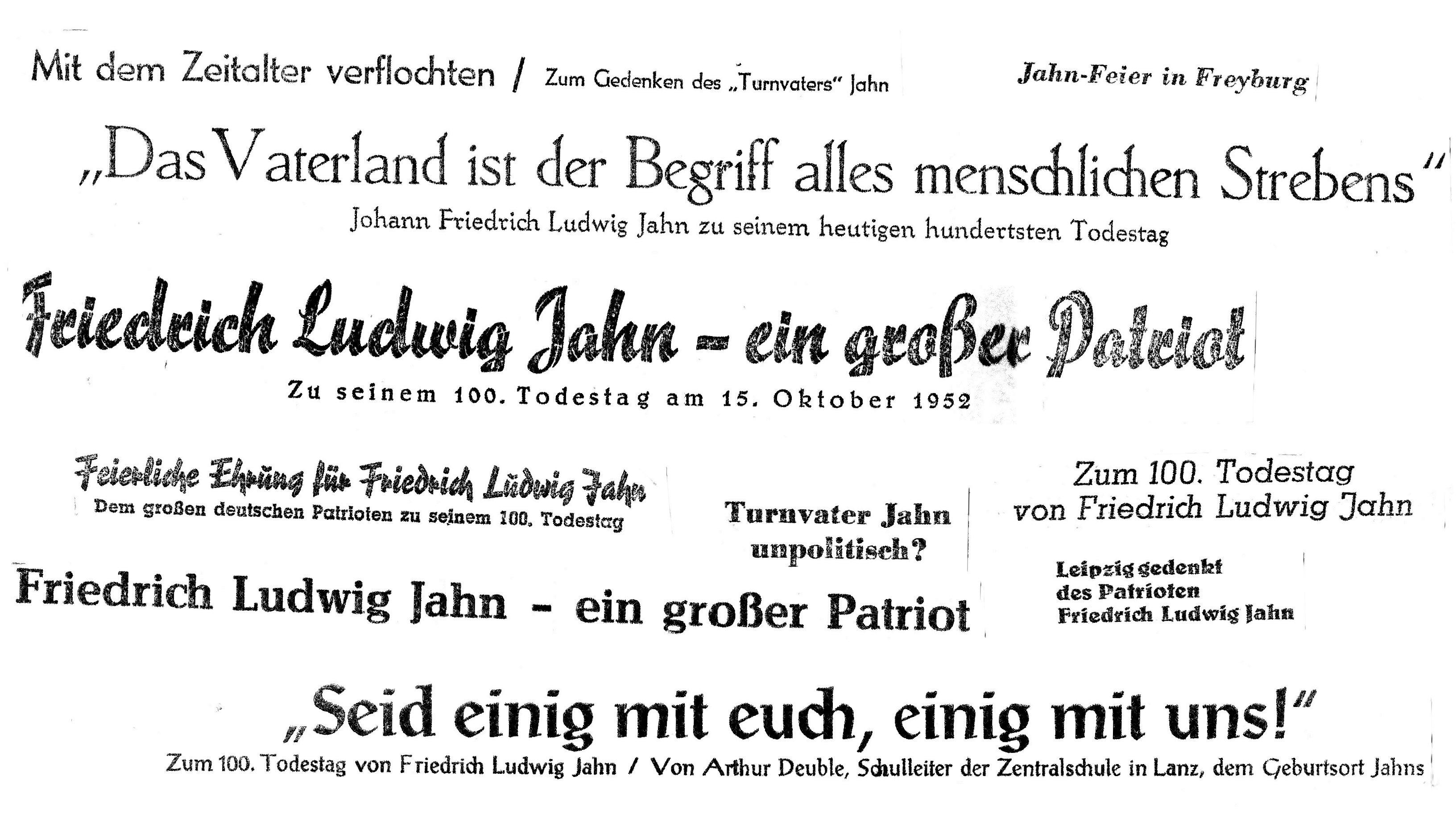 Als Berlin In Schutt Und Asche Sank Die Jahn Ausstellung