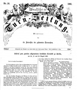 DTZ Aufruf 1861